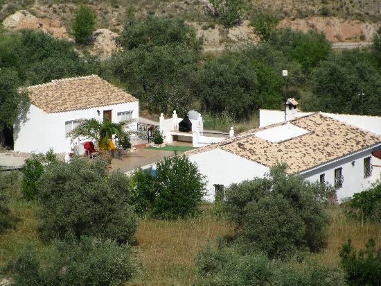 Casa Scolares: From above