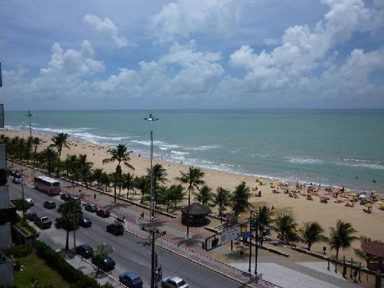 Internacional Palace Hotel: Blick vom Balkon1