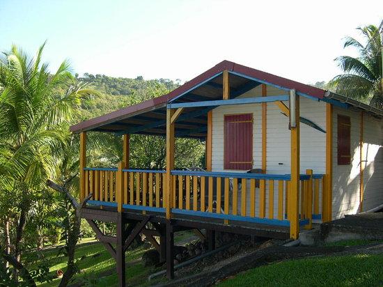 Coeur Caraibes: bungalow