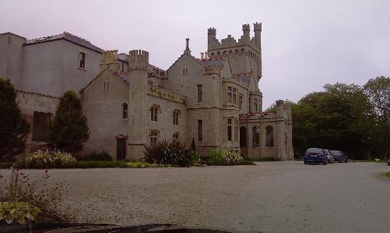 Lough Eske Castle, a Solis Hotel & Spa: the entrance