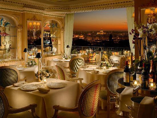 Hotel Splendide Royal: Mirabelle Splendide's Restaurant