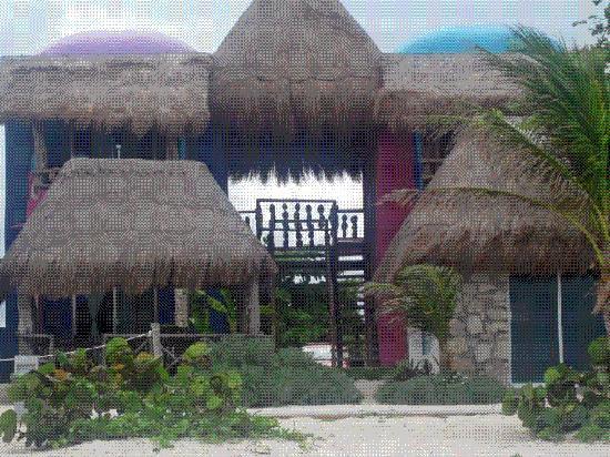 Nacional Beach Club and Bungalows Restaurant : Nacional