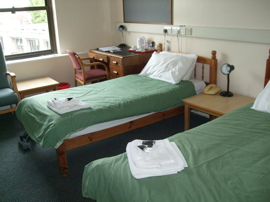 Magdalen College Accommodation: double room