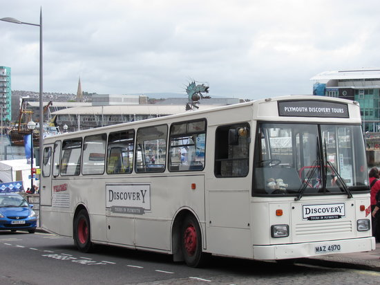Plymouth Discovery Tours Ltd