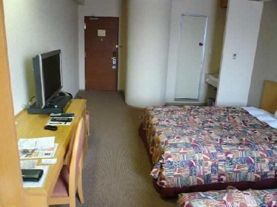 Vessel hotel Fukuyama : お部屋