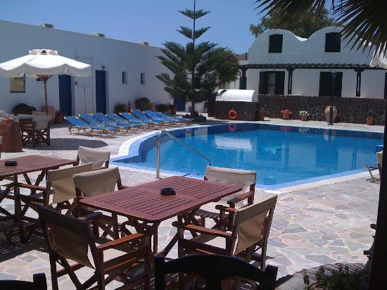 Hotel Mathios Village: one of the pools