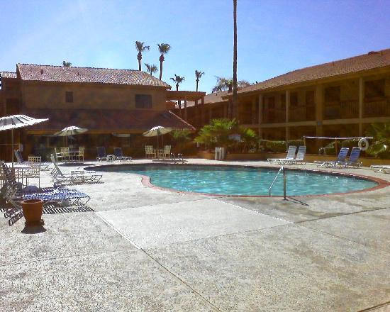 Quality Inn & Suites Mesa: pool