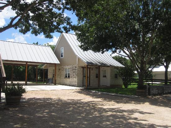 Gruene Cottages: Luckenbach Cottage