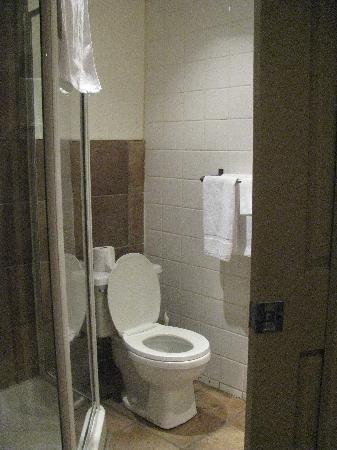 Auberge du Carre St-Louis: Salle de bain