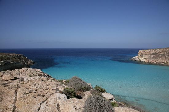 Agriturismo Resort Costa House: il mare di Lampedusa