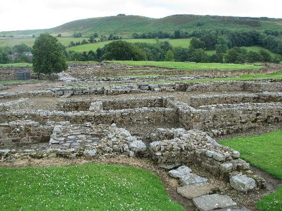 Hexham, UK: Vindolanda