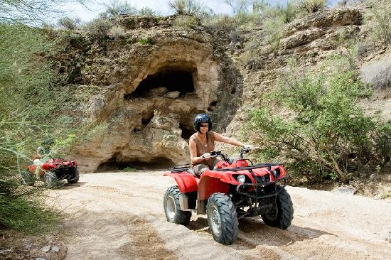 Stellar Adventures : Guided ATV Tour