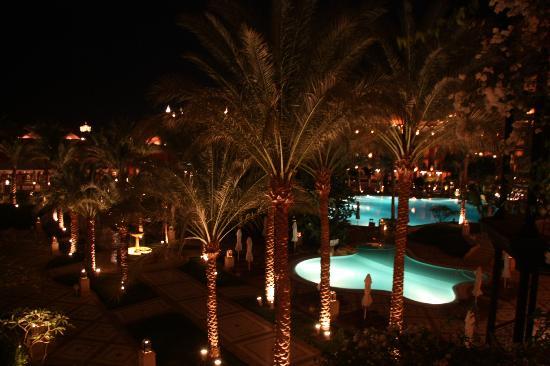 bei nacht  Grand Resort 5*, Єгипет,  Хургада - photo