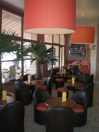 Bistrot le Vivier: Le bar lounge