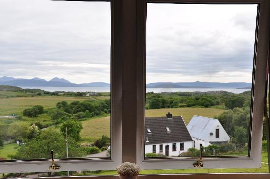 Tigh Arran B&B : view from room