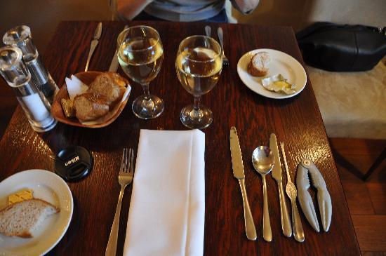 Tigh Arran B&B : plockton shores restaurant