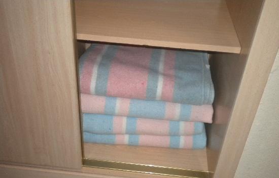 Hotel Club Els Pins: les couvertures