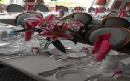New Holmwood Hotel & Restaurant: Special occasions catered for