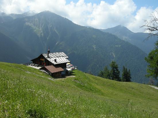 Alpine Comfort: Breath taking!