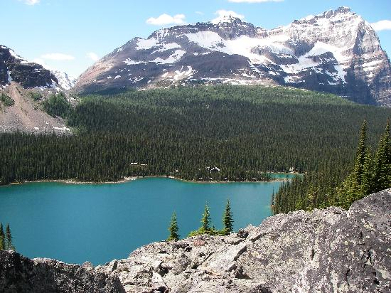 Lake O'Hara Lodge: Lake O'hara
