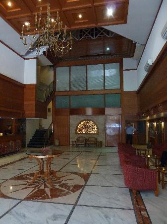 Comfort Inn President: Reception