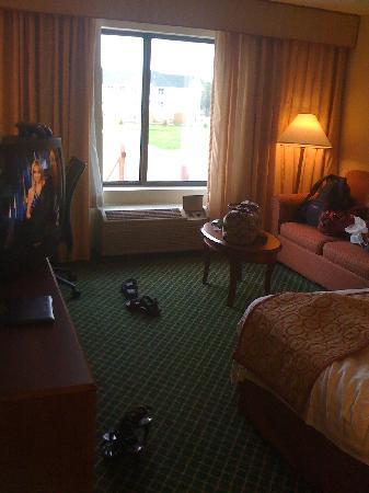 Courtyard Fargo Moorhead, MN: room