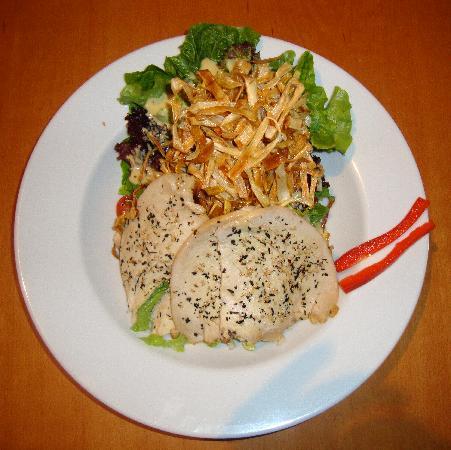 Crepes & Waffles: Ensalada Thai