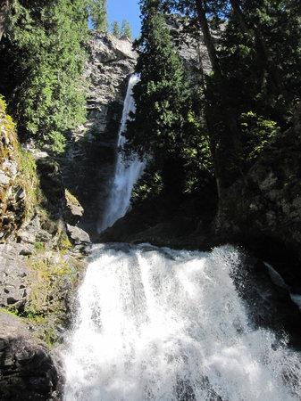 Stehekin, Etat de Washington : Rainbow Falls