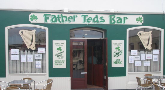 Father Teds Bar