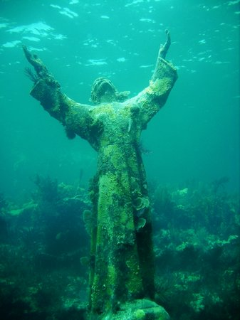 ‪‪Key Largo‬, فلوريدا: Christ of the Abyss, Key Largo, FL‬