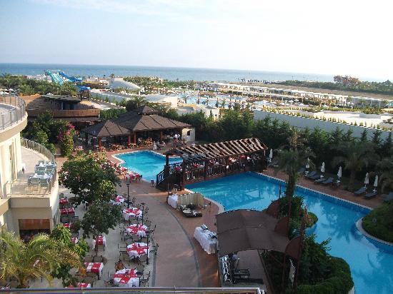 Liberty Hotels Lara: Gorgeous view !