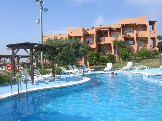 Montemar Natura Resort: Vista desde la piscina