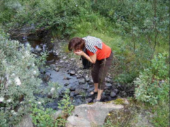 Harstad, Norway: I like natural water