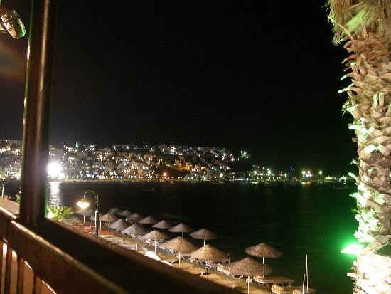 May Flower Restaurant : View at night