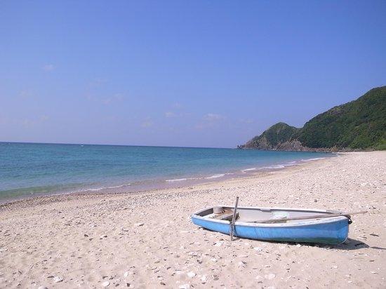 Setouchi-cho, اليابان: 加計呂麻島の海