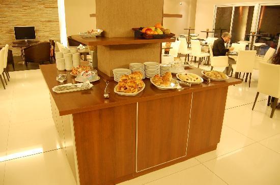 Bahía Blanca, Argentina: Buffet Breakfast