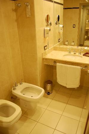 Bahía Blanca, Argentina: Bathroom