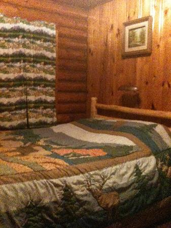 Blue Gables Motel: Queen size room