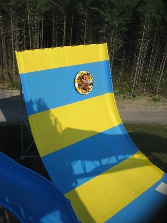 Calypso Water Park : Cool slide - the Boomerango.