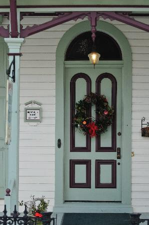 Inn at the Canal: The beautiful door