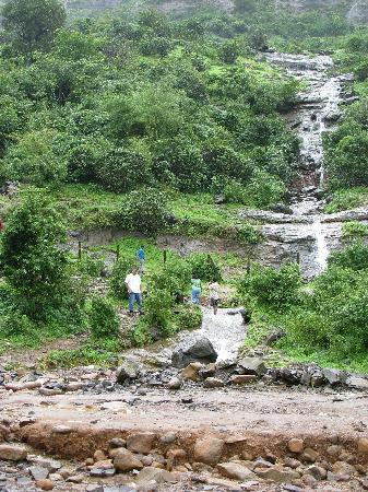 Lonavla, Indien: Near to Lonavala Lake