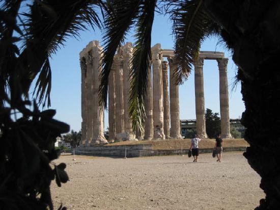 Athènes, Grèce : Gad Zeus!