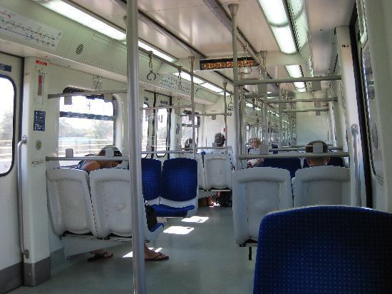 Athènes, Grèce : metro