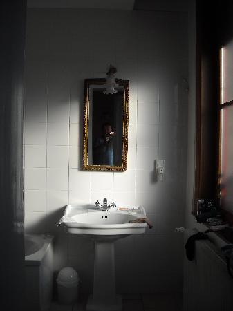 Chambre d'Hotes Cap et Marais d'Opale: La salle de bain