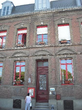 Chambre d'Hotes Cap et Marais d'Opale: La façade