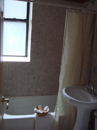 Radio City Apartments: バスルーム