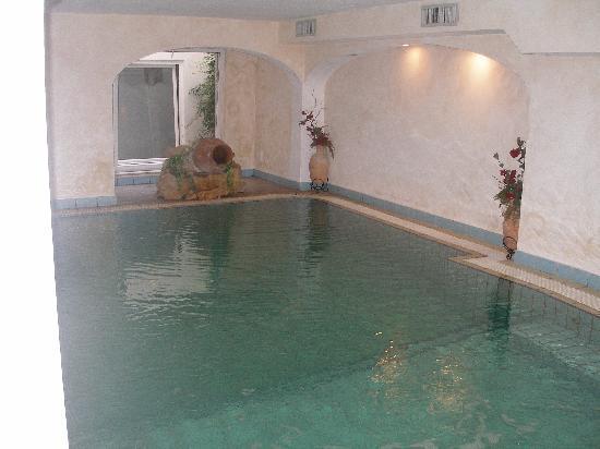 Hotel Villa Sirena: Piscina termale