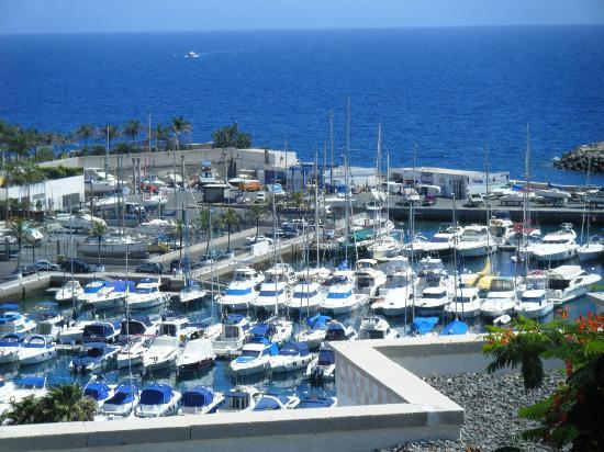 Marina Bayview: view from balcony