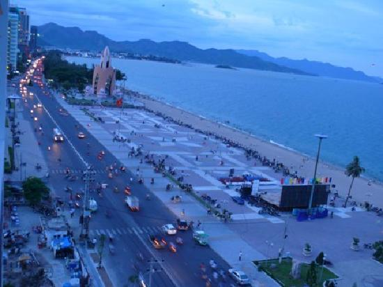 Novotel Nha Trang : View from the balcony