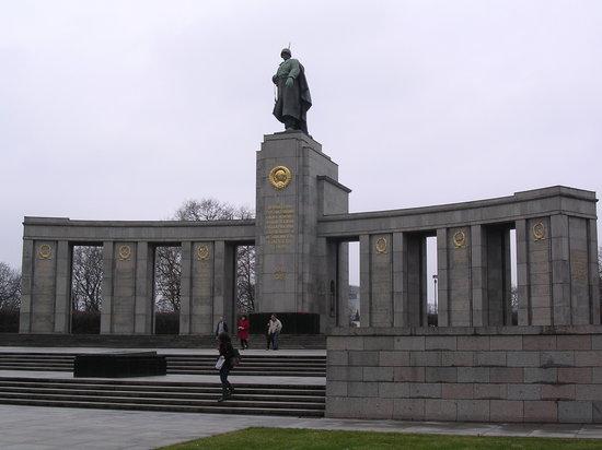 Sowjetisches Kriegsdenkmal